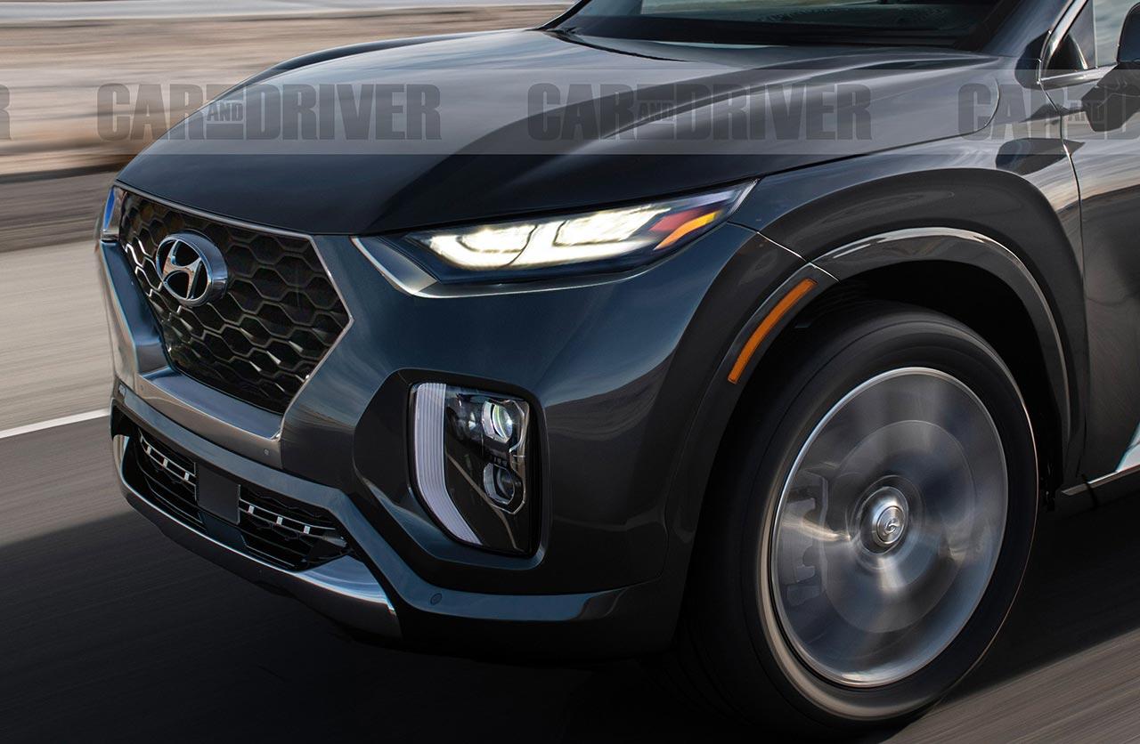 Hyundai Santa Cruz rendering