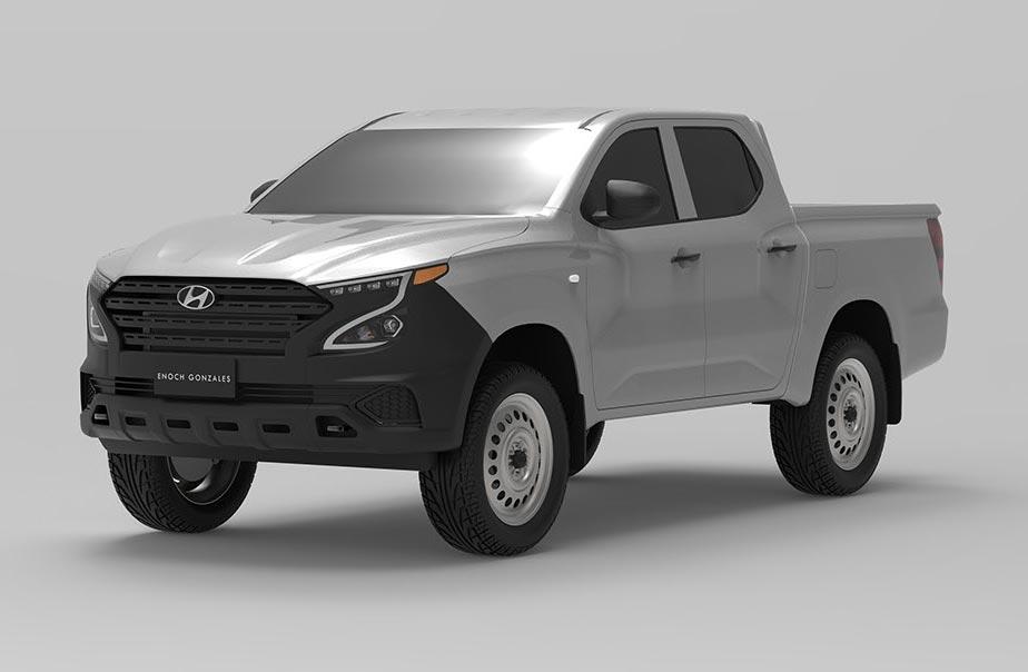 Hyundai Tarlac pick up
