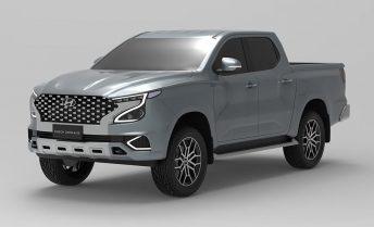 ¿Será así la pick up mediana de Hyundai?