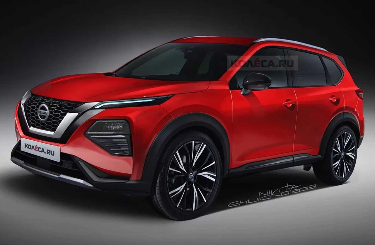 Nissan X-Trail 2021 Kolesa