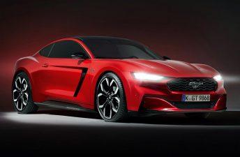 El próximo Ford Mustang podría ser híbrido y con tracción integral