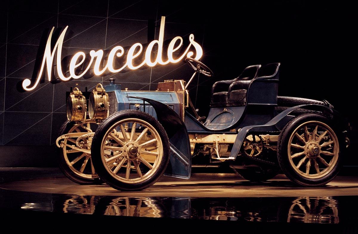 El origen del nombre Mercedes: la historia de la niña y la marca