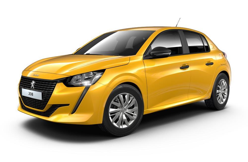 El nuevo Peugeot 208 tendría el mismo motor 1.6 que el modelo actual