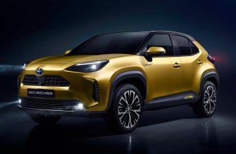 Yaris Cross, el nuevo SUV de Toyota