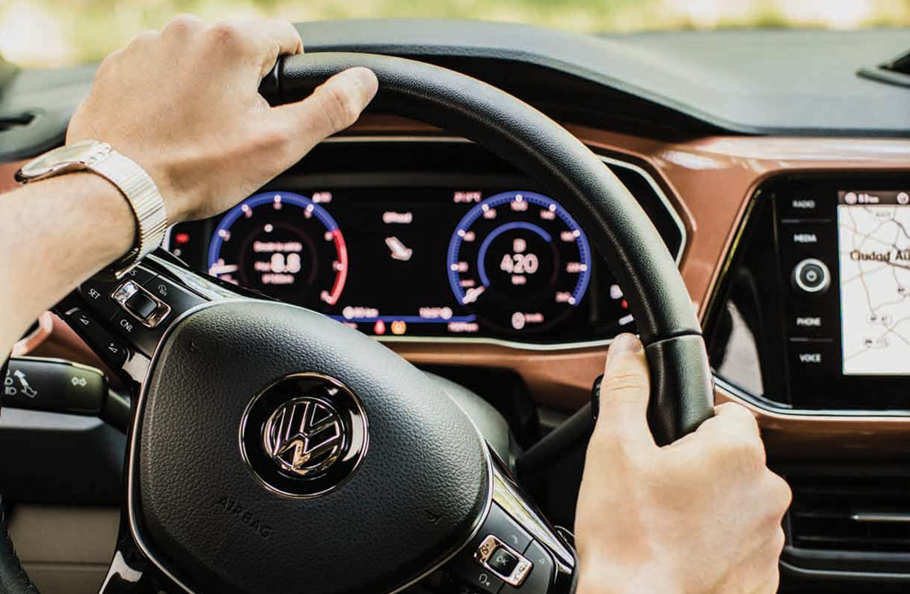 Interior Volkswagen T-Cross