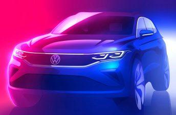 Volkswagen anticipa el restyling de la Tiguan
