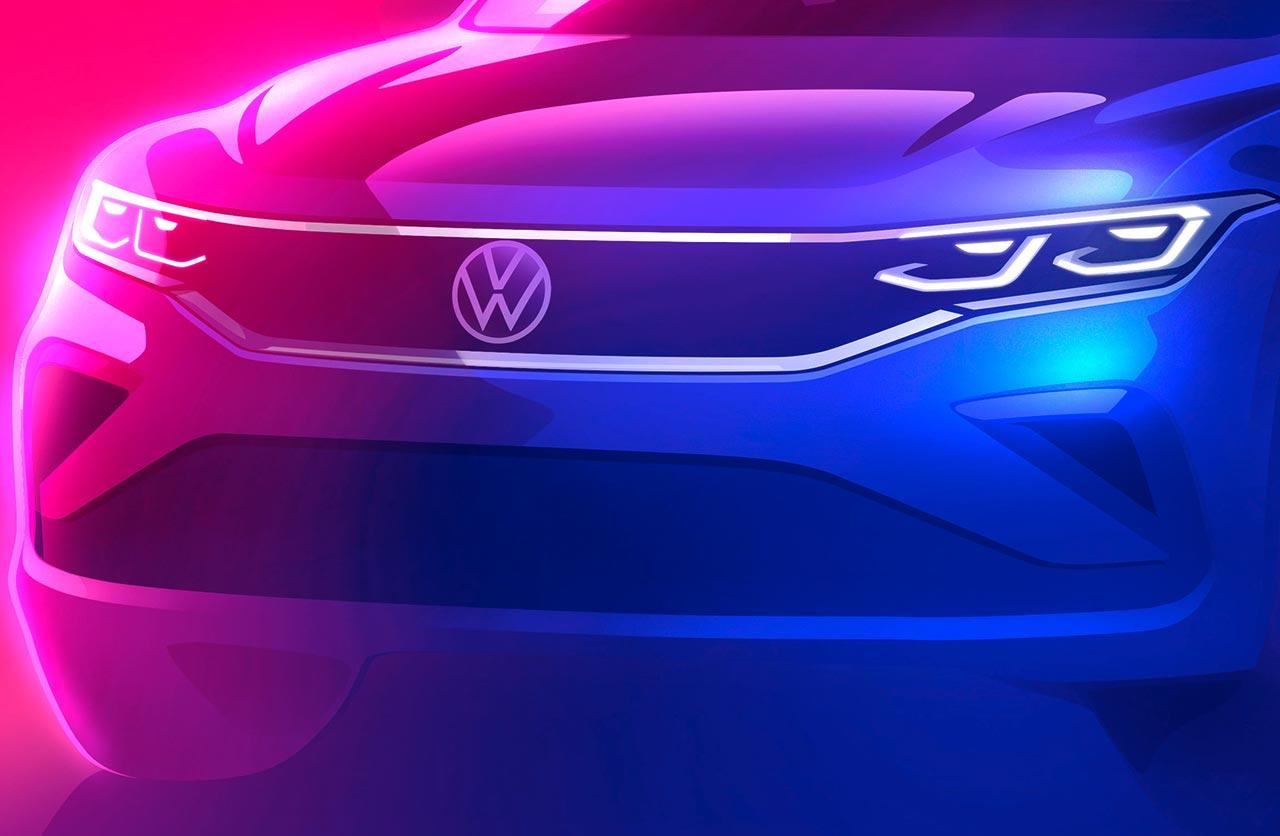 restyling Volkswagen Tiguan