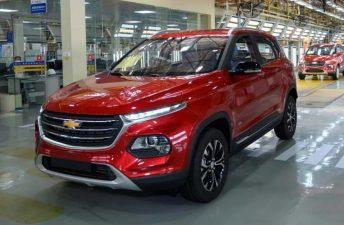 ¿Un nuevo SUV pequeño de Chevrolet para Sudamérica?