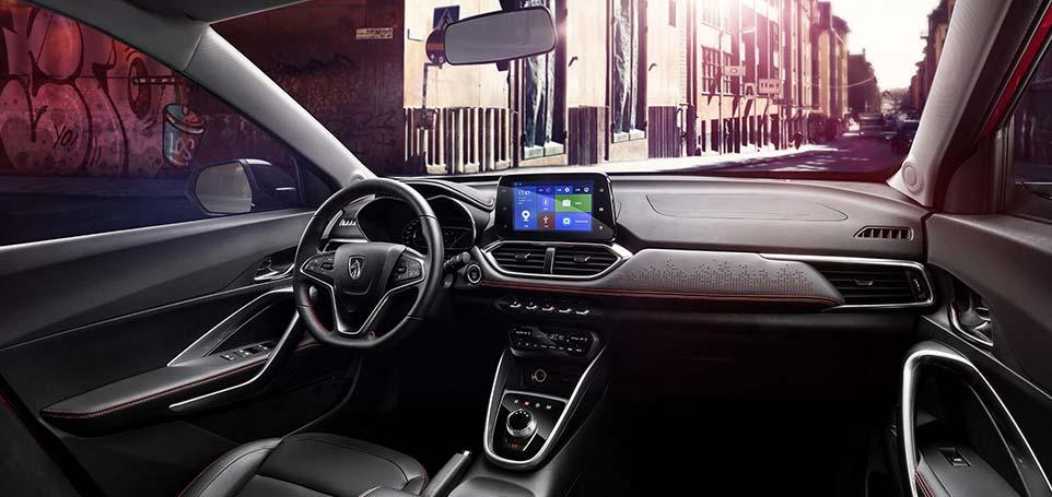 Interior Chevrolet Baojun 510