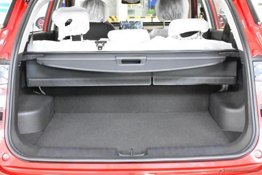 Baúl Nuevo Chevrolet Groove SUV