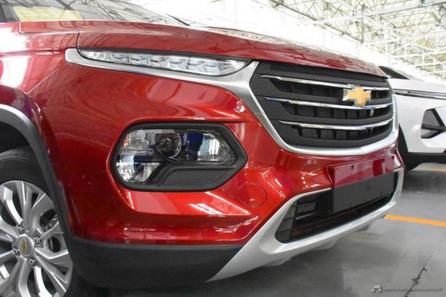 Nuevo Chevrolet Groove SUV