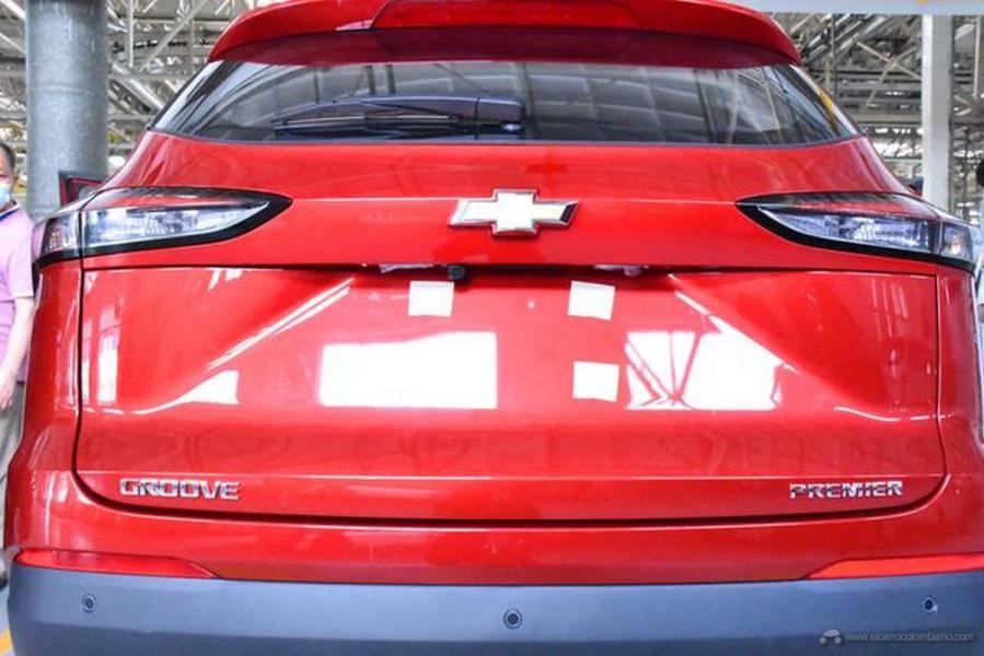 Nuevo Chevrolet Groove Premier