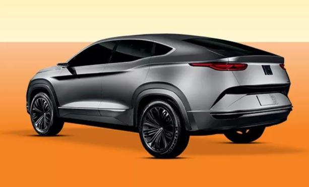 Futuro SUV coupé Fiat