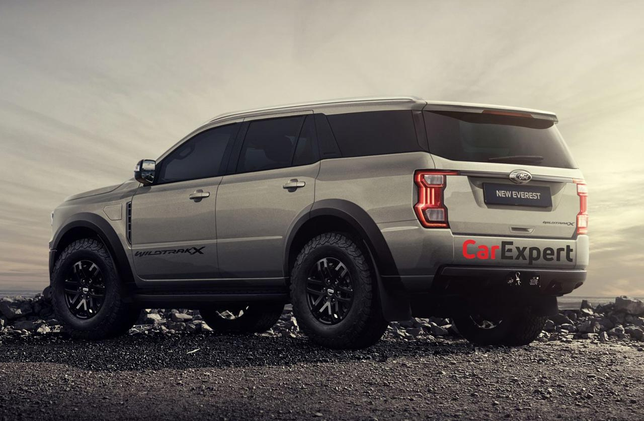 Nueva Ford Everest 2022