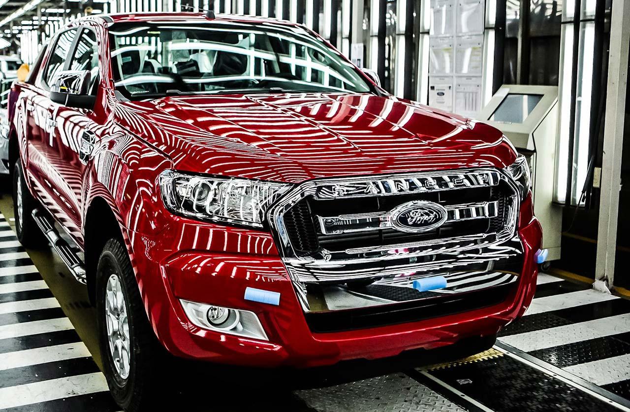 Ford aumentará la producción en Argentina agregando un segundo turno en Pacheco