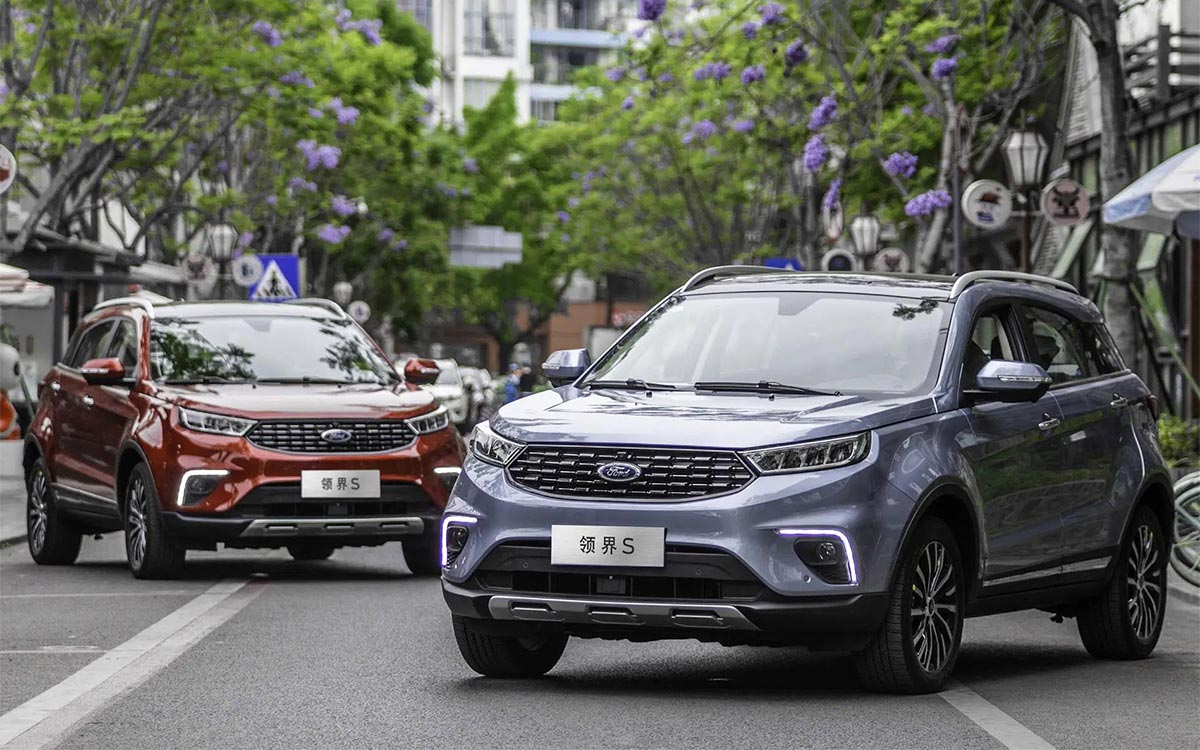 Ford Territory 2020 (restyling)