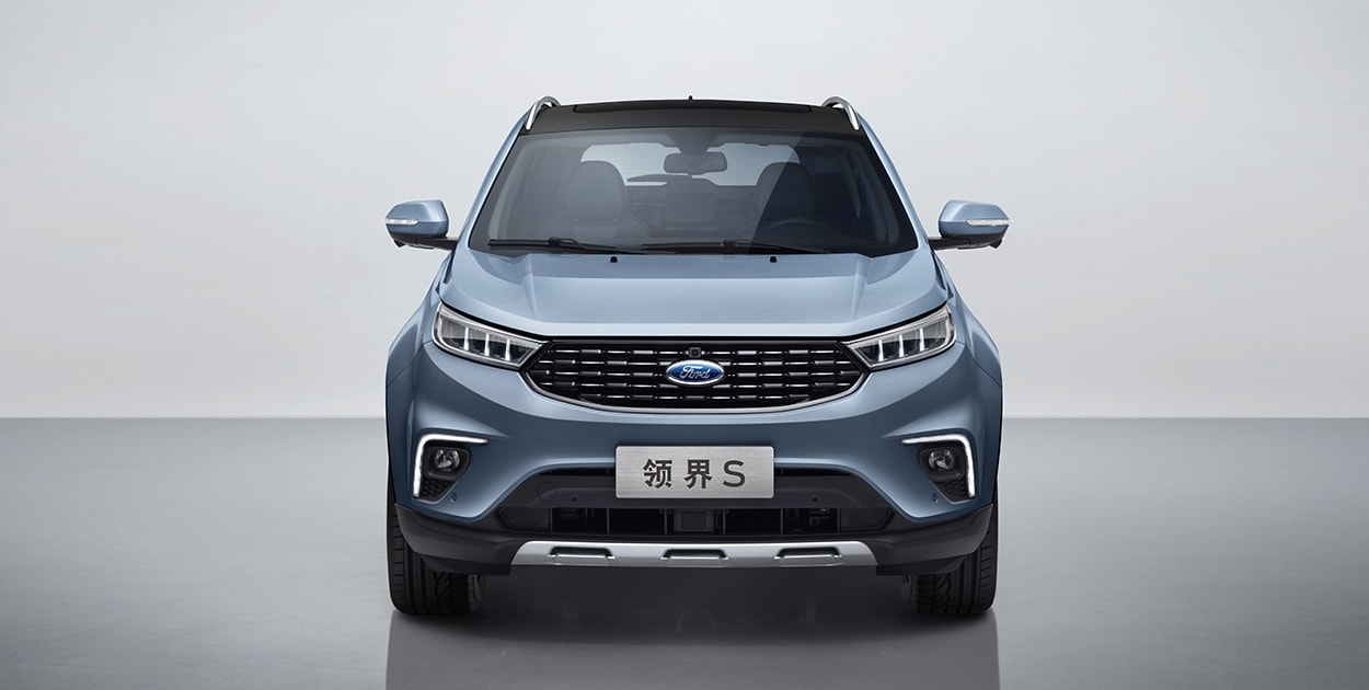 Ford Territory S (restyling)