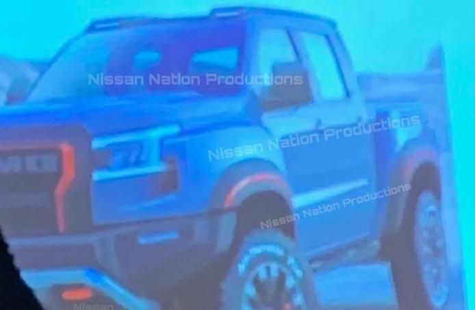 La futura evolución de la Nissan Frontier