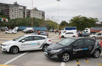 GM entregó más unidades para contribuir a la movilidad ante la emergencia sanitaria
