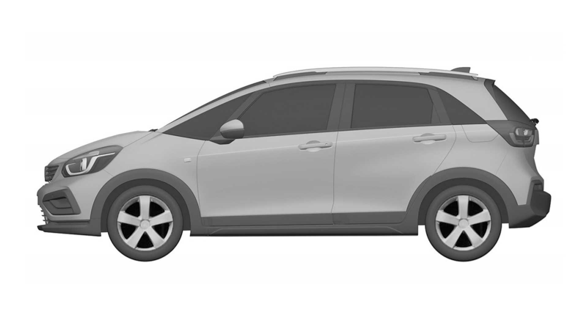 Honda Fit Crosstar