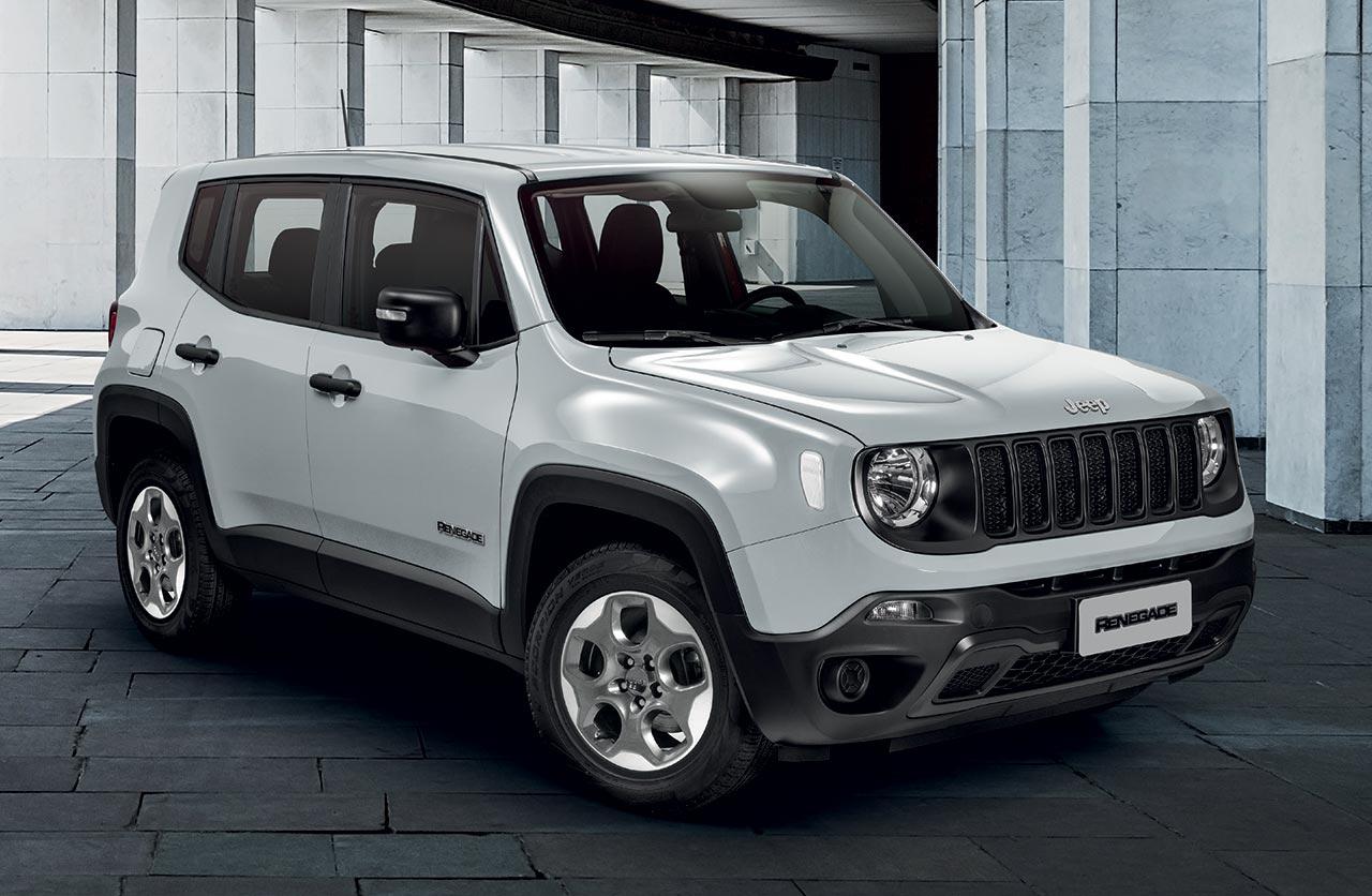 Una versión exclusiva del Renegade estrena nueva plataforma digital de Jeep