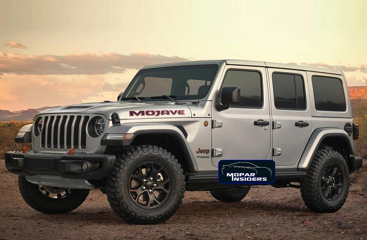 El Jeep Wrangler será (todavía) más capaz en los médanos