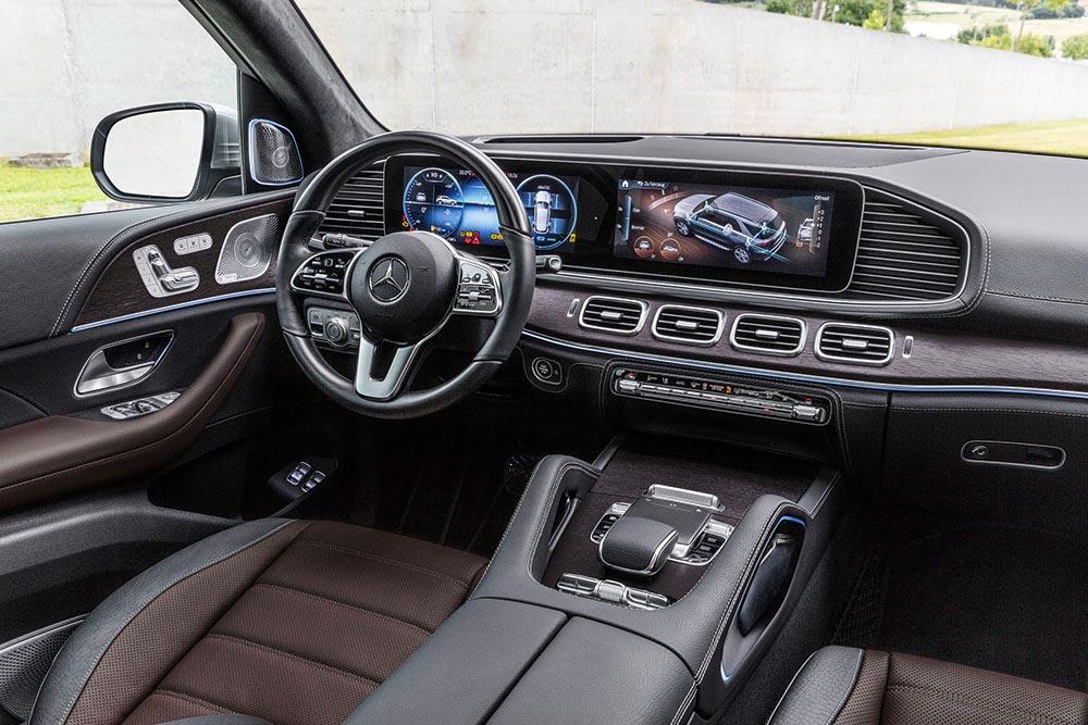 Interior Mercedes-Benz GLE