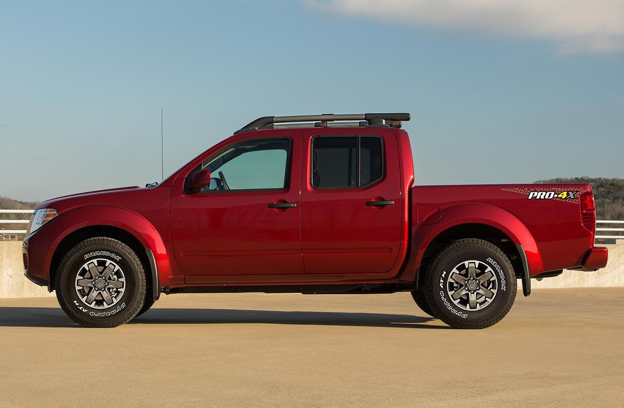 Cómo es la Nissan Frontier V6 con 314 CV