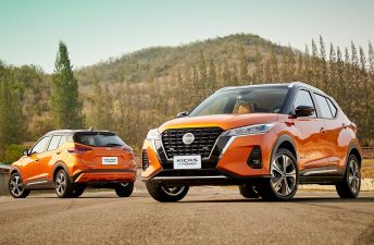Las claves de la evolución del Nissan Kicks