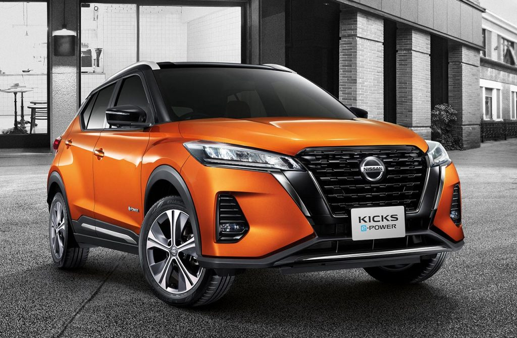 nuevo-nissan-kicks-2021-frontal - mega autos