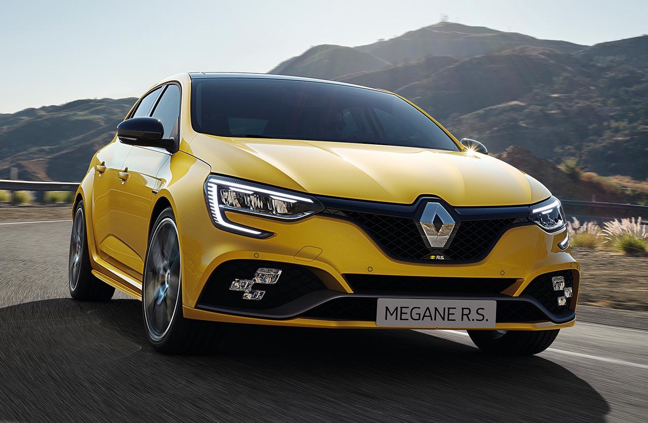 Renault Mégane IV R.S. Trophy 2020