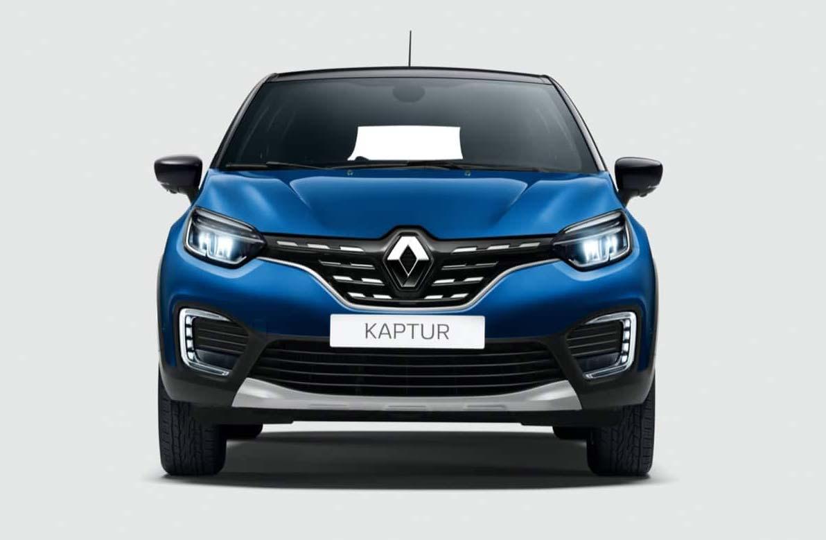 Nuevo Renault Kaptur 2020