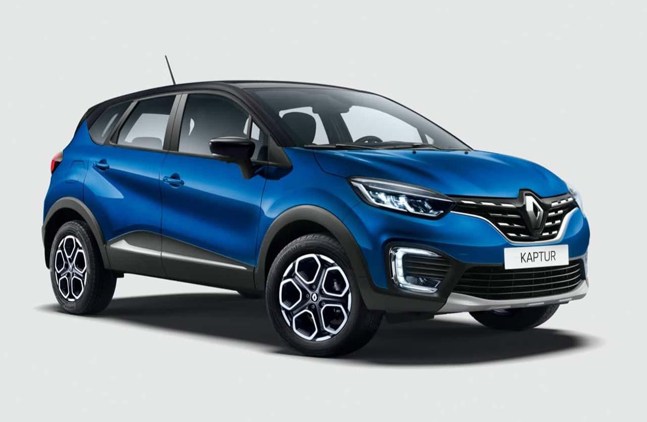 Nuevo Renault Captur Kaptur