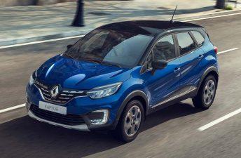 El Renault Captur sumó el motor turbo