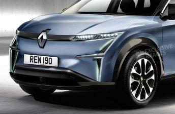 Renault prepara un SUV totalmente eléctrico
