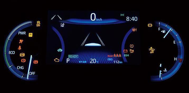 Tablero Toyota Corolla GR Sport