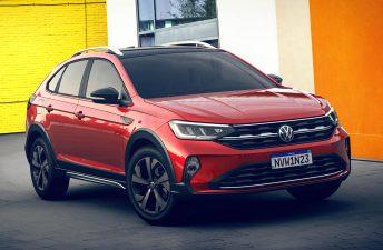 Con ustedes, el nuevo Volkswagen Nivus