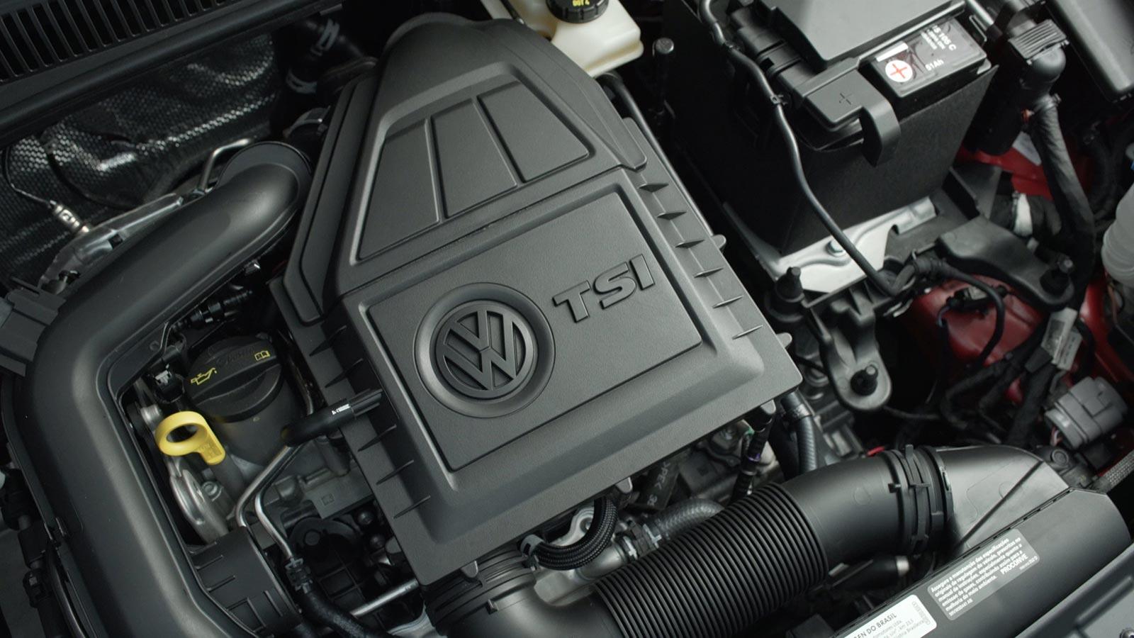 Motor turbo Volkswagen Nivus