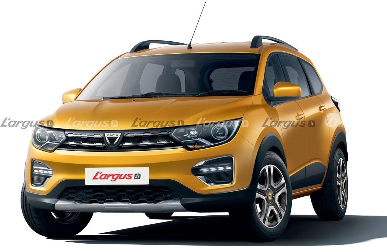 Dacia Renault nuevo SUV 7 asientos