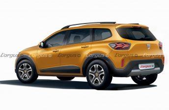 Renault tendrá un nuevo SUV con 7 plazas