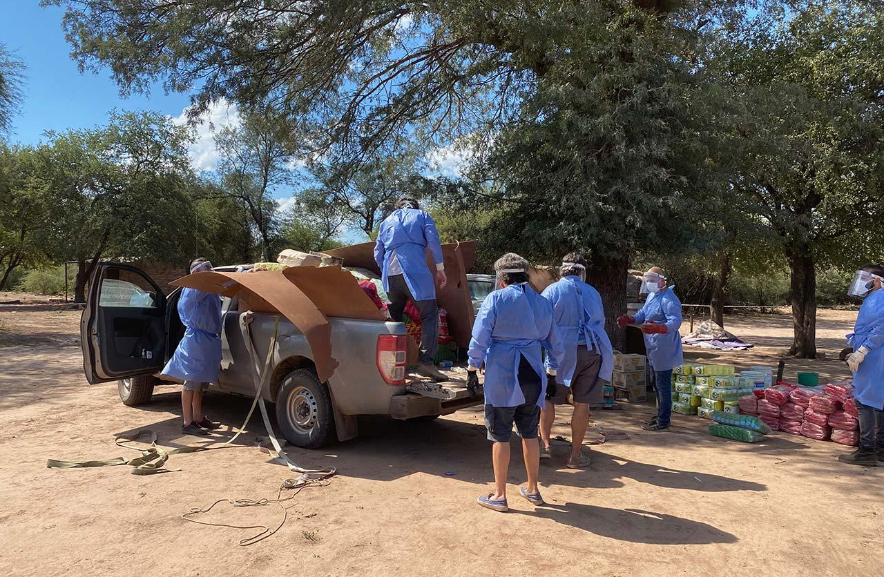 La Chata Solidaria El Impenetrable Chaco