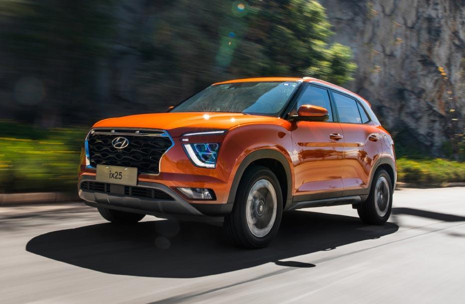 Cómo será el nuevo Hyundai Creta regional
