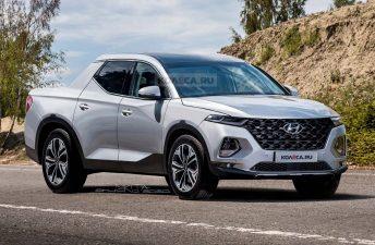 Hyundai Santa Cruz: nuevo anticipo