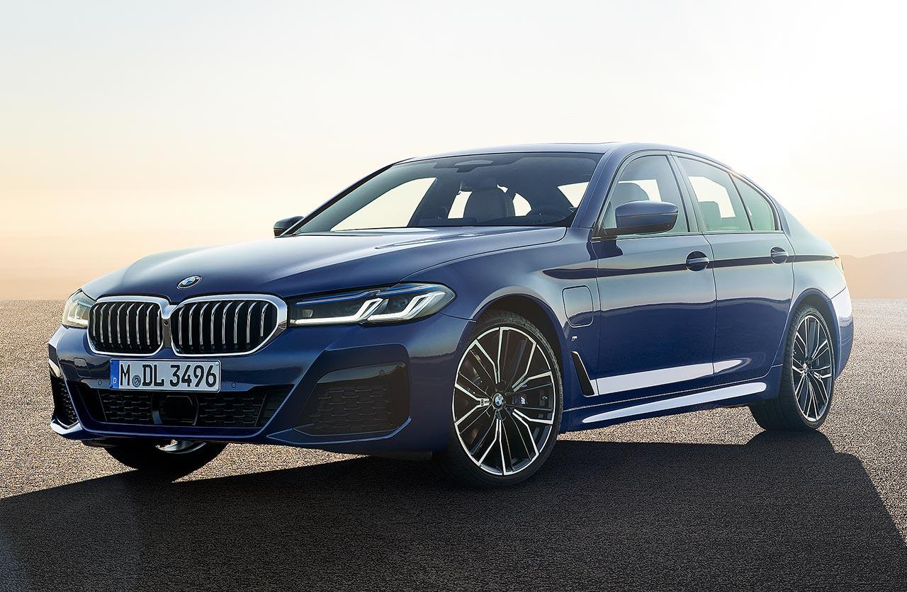 BMW renovó el Serie 5