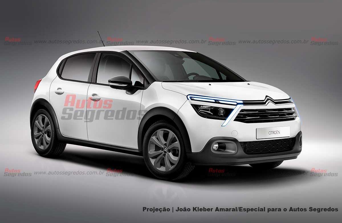 Citroën prepara el sucesor del C3