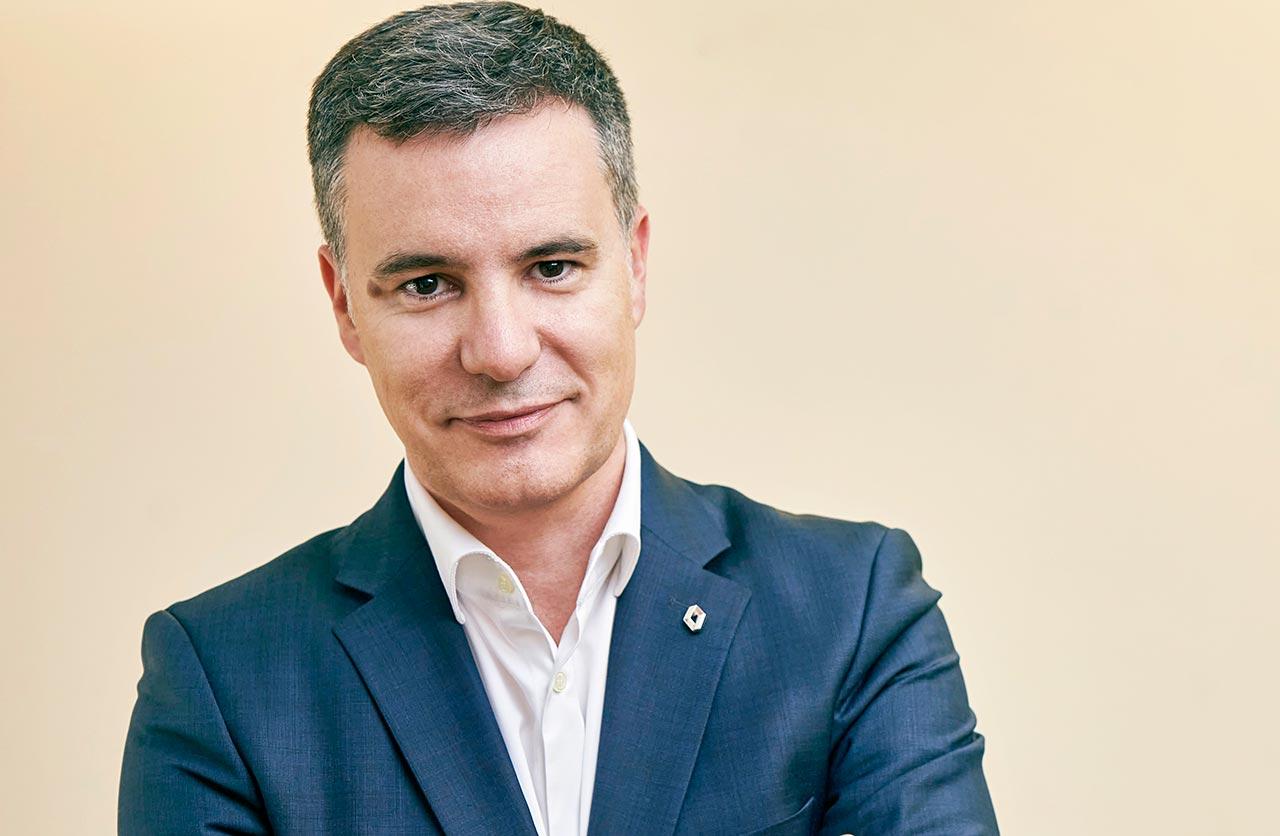 Pablo Sibilla, Presidente y Director General de Renault Argentina