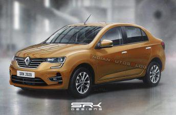 Un nuevo sedán chico para Renault