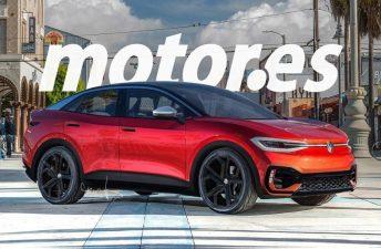 Volkswagen prepara un SUV coupé eléctrico
