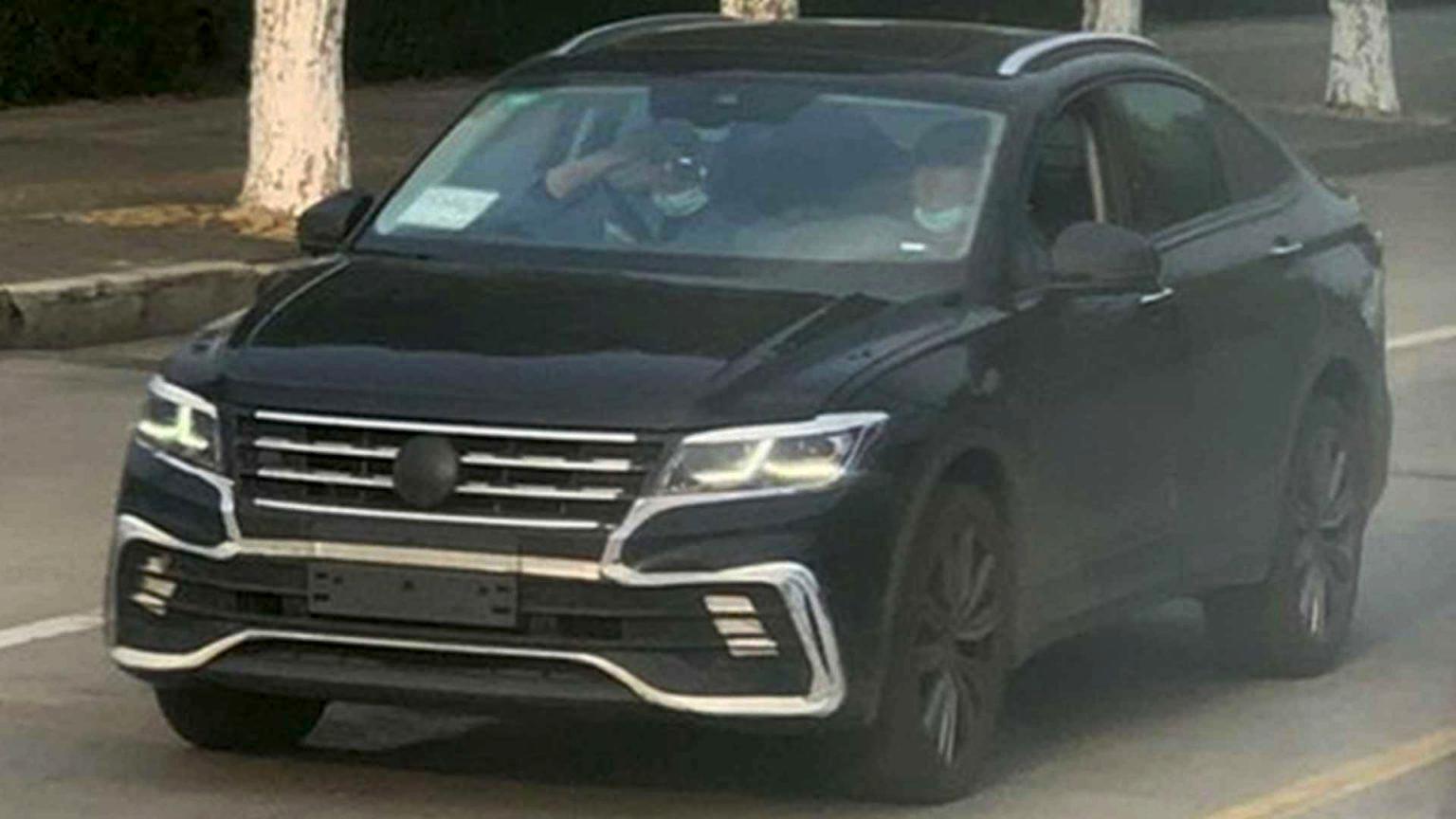 Volkswagen Tiguan Coupe foto