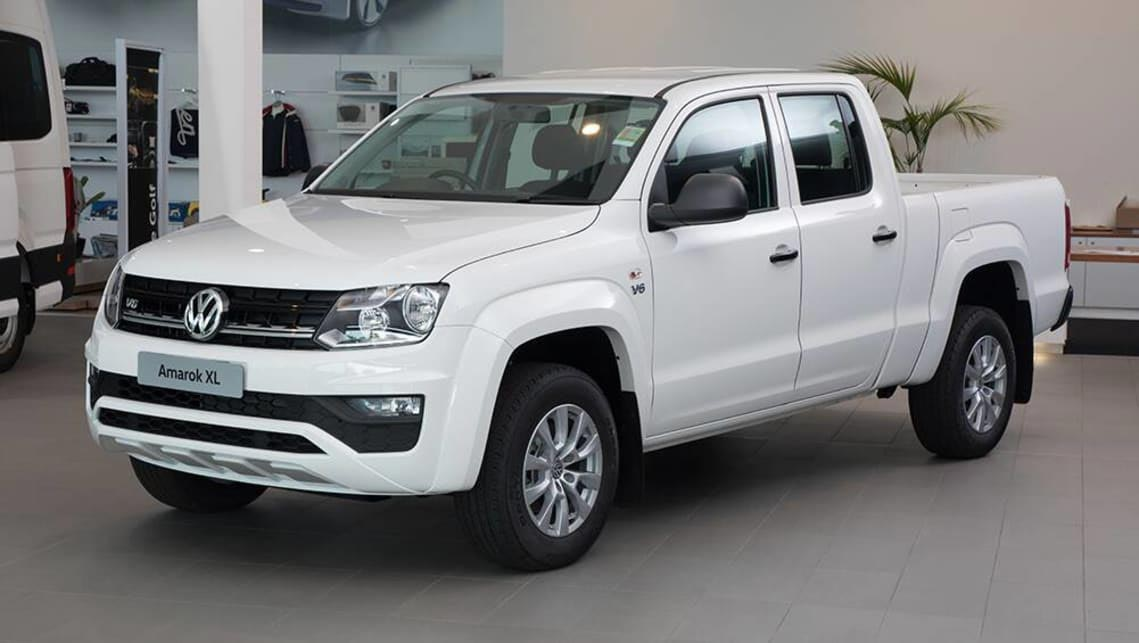Volkswagen Amarok XL